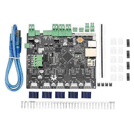 Gwendoll Impresora 3D Placa Base Placa de Control de la Placa de ...