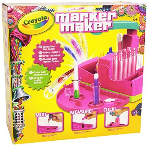 Crayola 74 7059 Pink Marker Maker