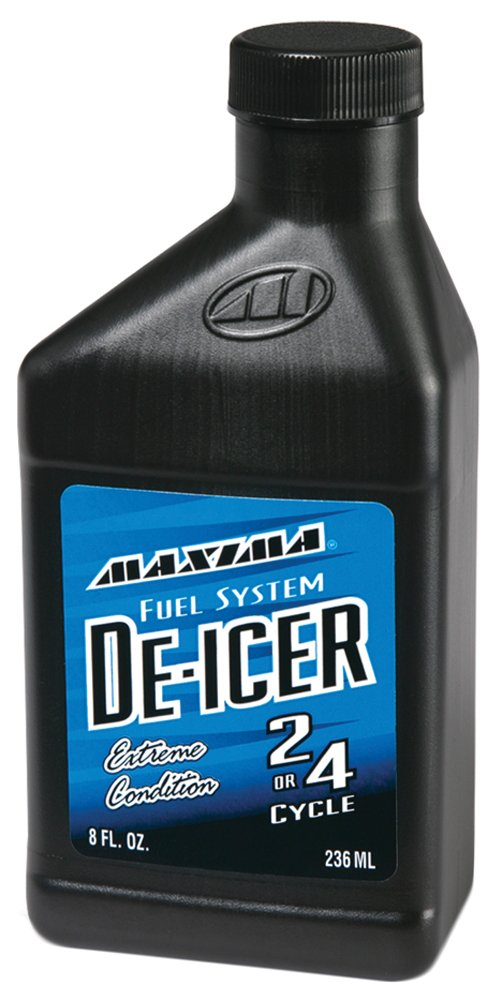 Maxima 88908 Fuel De-Icer - 8 oz. Bottle