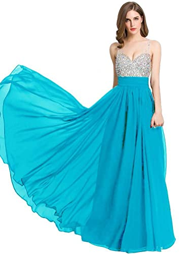 Beauty-Emily Long Prom Dresses 2017 Beaded Formal Evening Party Cocktail Wedding Guest Gowns