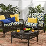 Greendale Home Fashions 44-Inch Indoor/Outdoor