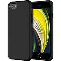 """JETech Funda de Silicona Compatible iPhone SE 2020, iPhone 8 y iPhone 7, 4,7"""", Sedoso-Tacto Suave, Cubierta a Prueba de…"""