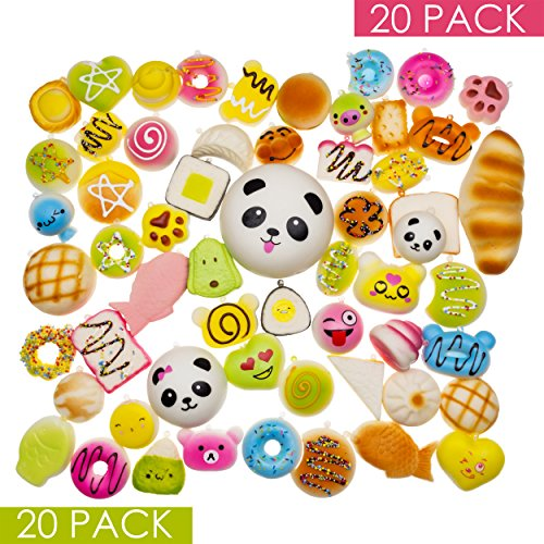 Squishy Toys Package : Compare price to kawaii package DreamBoracay.com