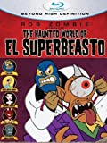 The Haunted World of El Superbeasto [Blu-ray] by ANCHOR BAY