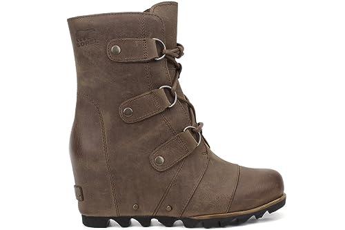 68bf0274843 Sorel Women s Joan of Arctic Wedge Mid  Amazon.ca  Shoes   Handbags