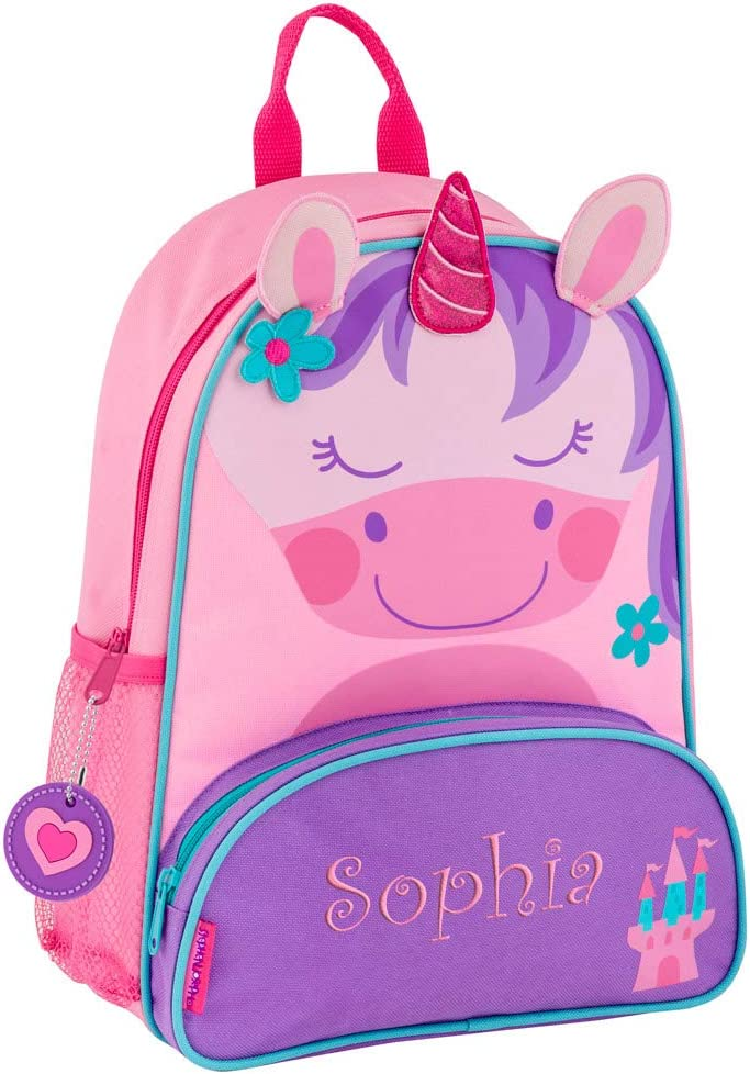 Animal Friend Birthday Student Backpack Personalized