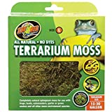Zoo Med Terrarium Moss 15 to 20 Gallon