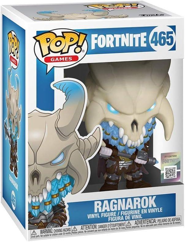 Funko Pop Figura de Vinilo Ragnarok Fortnite, Multicolor (36975): Amazon.es: Juguetes y juegos