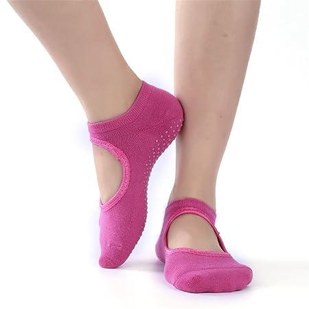 Lfives-sp Calcetines de Yoga Calcetines de Yoga ...