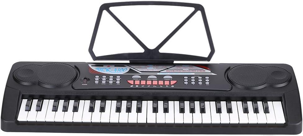 Andoer® 49 Teclas Multifunción Toy-Type Teclado Electrónico ...