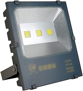 Lámpara Proyector 150W, Alto Brillo Exterior Focos Led, IP66 A ...