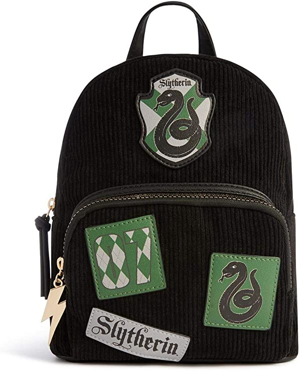 Harry Potter Hogwarts School Badge Schoolbag Backpack Bag Rucksack kid boy gift
