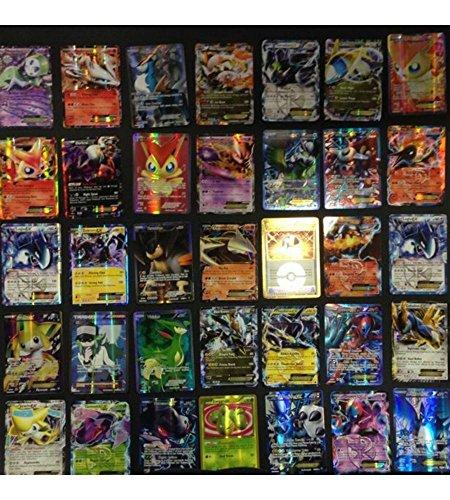 Pokemon TCG : 3-Card Lot ALL RARE & HOLO GUARANTEED Ultra Rare, EX, Full Art (Pokemon Cards Newest)