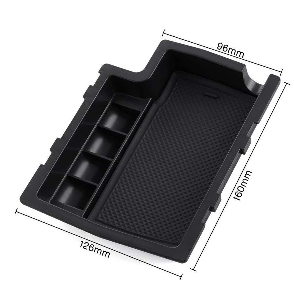 Subaru Armrest Center Console Organizer Secondary Storage Box For 2012-2016 Subaru XV Impreza 2012-2017 Crosstrek