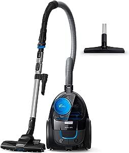 Philips PowerPro Compact FC9331/09 - Aspirador con sistema Ciclonico sin Bolsa, Deposito 1.5 L, Filtro Antialergias, Facil de Limpiar: Amazon.es: Hogar