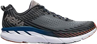 HOKA one one Clifton 5 Frost Gray Ebony