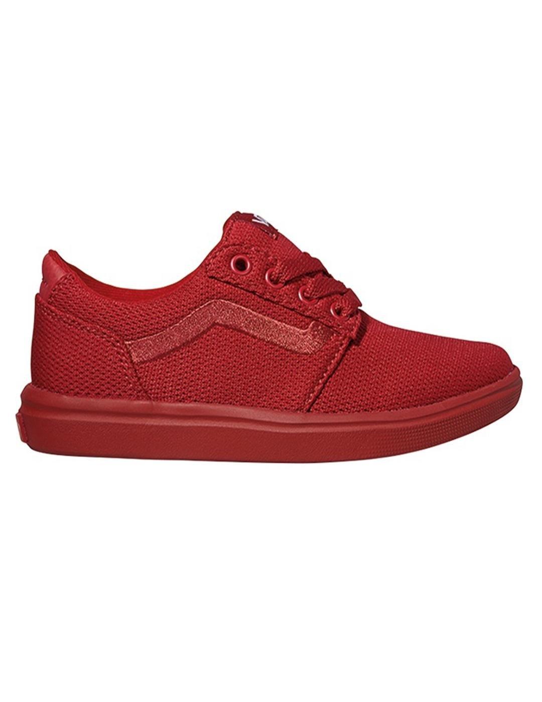 Zapatilla Moda Vans Chapman Lite Mesh Rojo 36 EU|Rojo