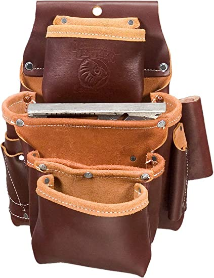Amazon.com: Occidental Leather, bolsa con 4 compartimentos ...