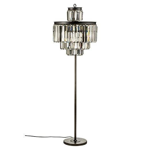 Art Deco Floor Lamp Interesting Art Deco Floor Lamp Amazoncouk Lighting