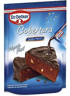 Dr.Oetker- Cobertura negra Dr.Oetker