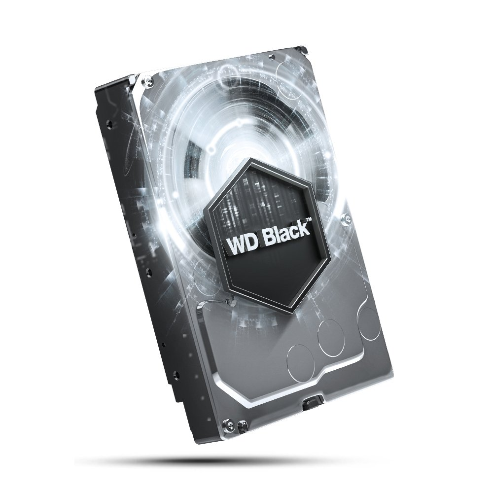 WD 4 TB 3.5'' Performance Hard Drive 128 MB Cache, 3.5'' Internal Bare or OEM Drives, Black (WD4004FZWX)