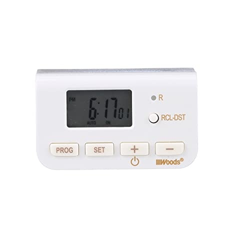 buy woods 50027 indoor 24 hour mini digital outlet timerbuy woods 50027 indoor 24 hour mini digital outlet timer, programmable online at low prices in india amazon in