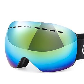 a2da9e203e57 Gonex OTG Ski Goggles