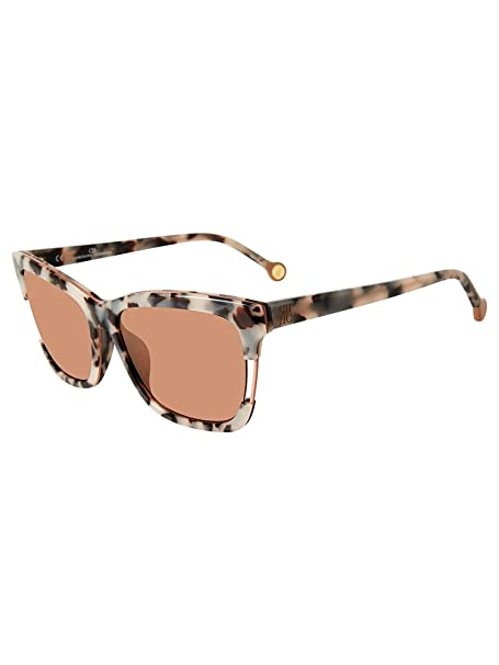 Carolina Herrera SHE752 9BBX (9BBX) - Gafas de sol: Amazon ...