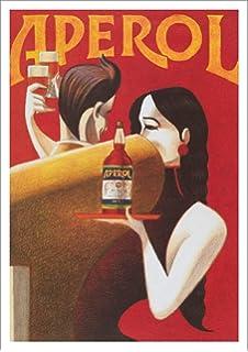Amazon.com: Italy - Aperol - (artist: Piquillo c. 1931 ...