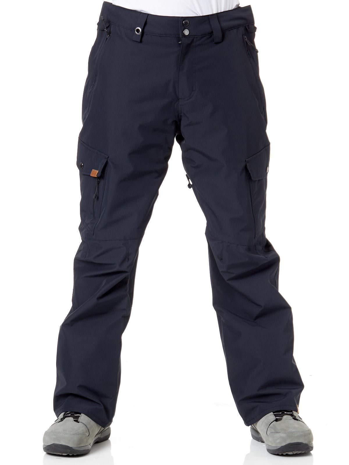 Quiksilver Black Porter Snowboarding Pants