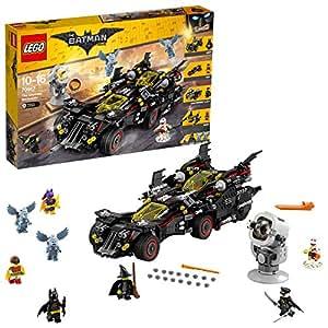 Batman Lego Movie - Batmóvil Mejorado (70917)
