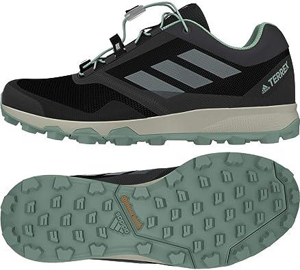 Adidas Terrex Trailmaker W, Zapatillas de Trail Running para Mujer, Negro (Negbas/Ftwbla/Vercen 000), 42 EU: Amazon.es: Zapatos y complementos