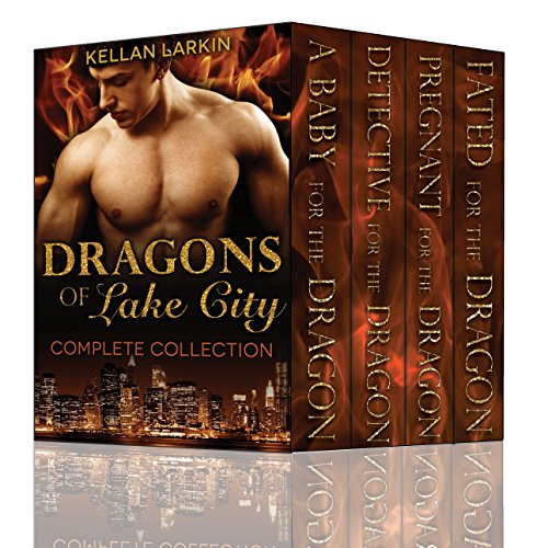 Dragons of Lake City: M/M Gay Shifter Mpreg Romance Bundle