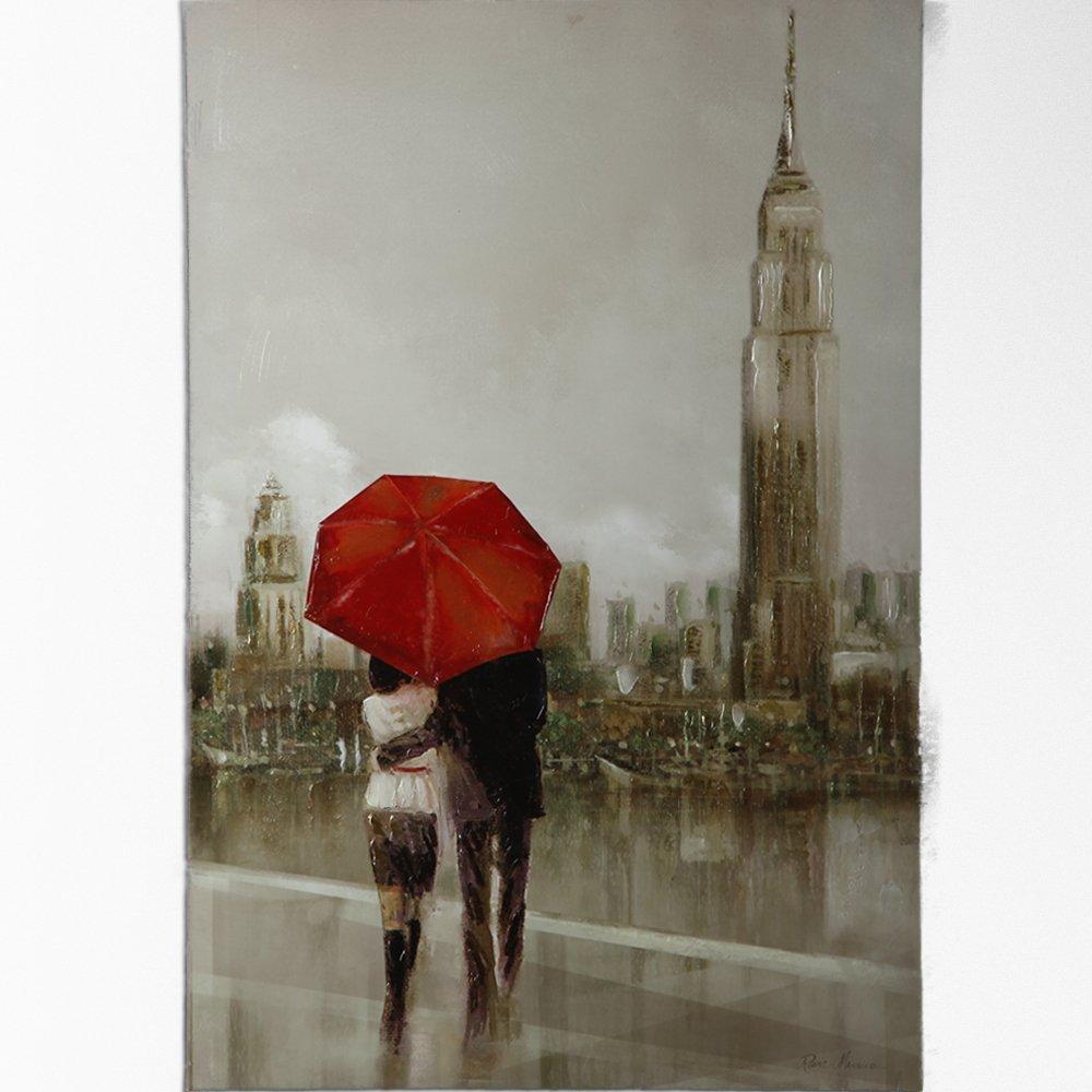Amazon.de: Masterpieces Premium, ausgeschmückt Leinwand Öl Gemälde ...