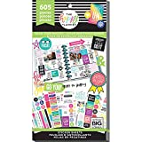 me & My Big Ideas PPSV-75-3048 Value Pack Stickers, Gold Star Quote