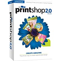 Encore The Print Shop 2.0 Deluxe [Old Version]