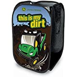 John Deere Johnny Tractor Clothes Hamper