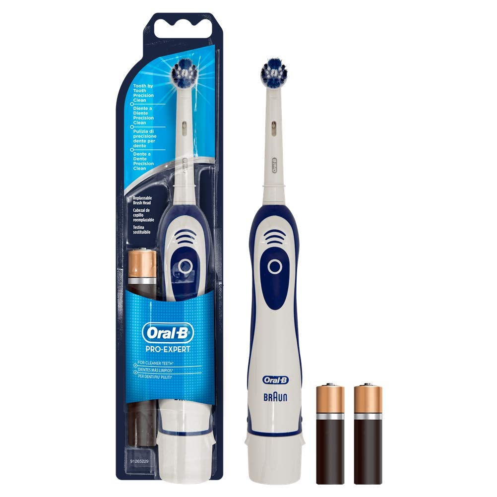 Best Battery Toothbrush 2020 - Reviews & Buyer's Guide ...