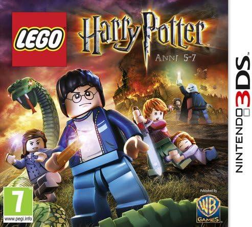 Lego Harry Potter Anni 5-7 [Importación italiana]: Amazon.es ...