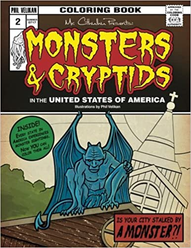 Mr. Cthulhu Presents: Monsters and Cryptids in the United States of ...