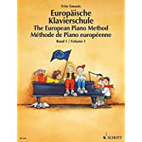 Europäische Klavierschule, Bd.1