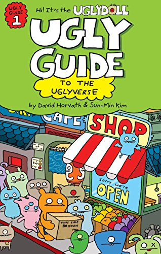 Hi! It's the Uglydoll Ugly Guide to the Uglyverse: Ugly Guide 1