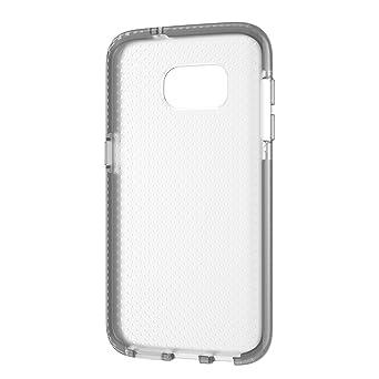 Amazon.com: UBERANT Samsung Galaxy S7 transparente tapa ...