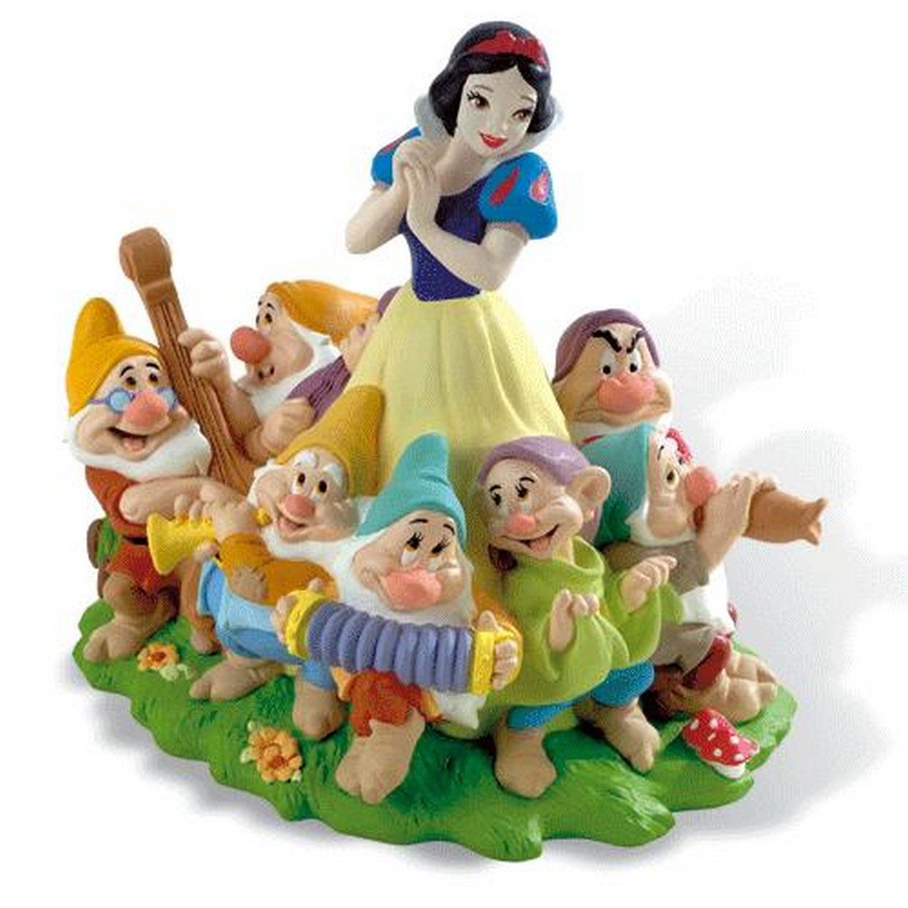 Bullyland Money Bank Snow White Action Figure by Bullyland (Image #1)