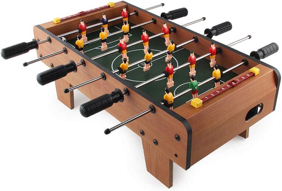 SMAA Mini Futbolín de Mesa y Accesorios, diversión, portátil ...