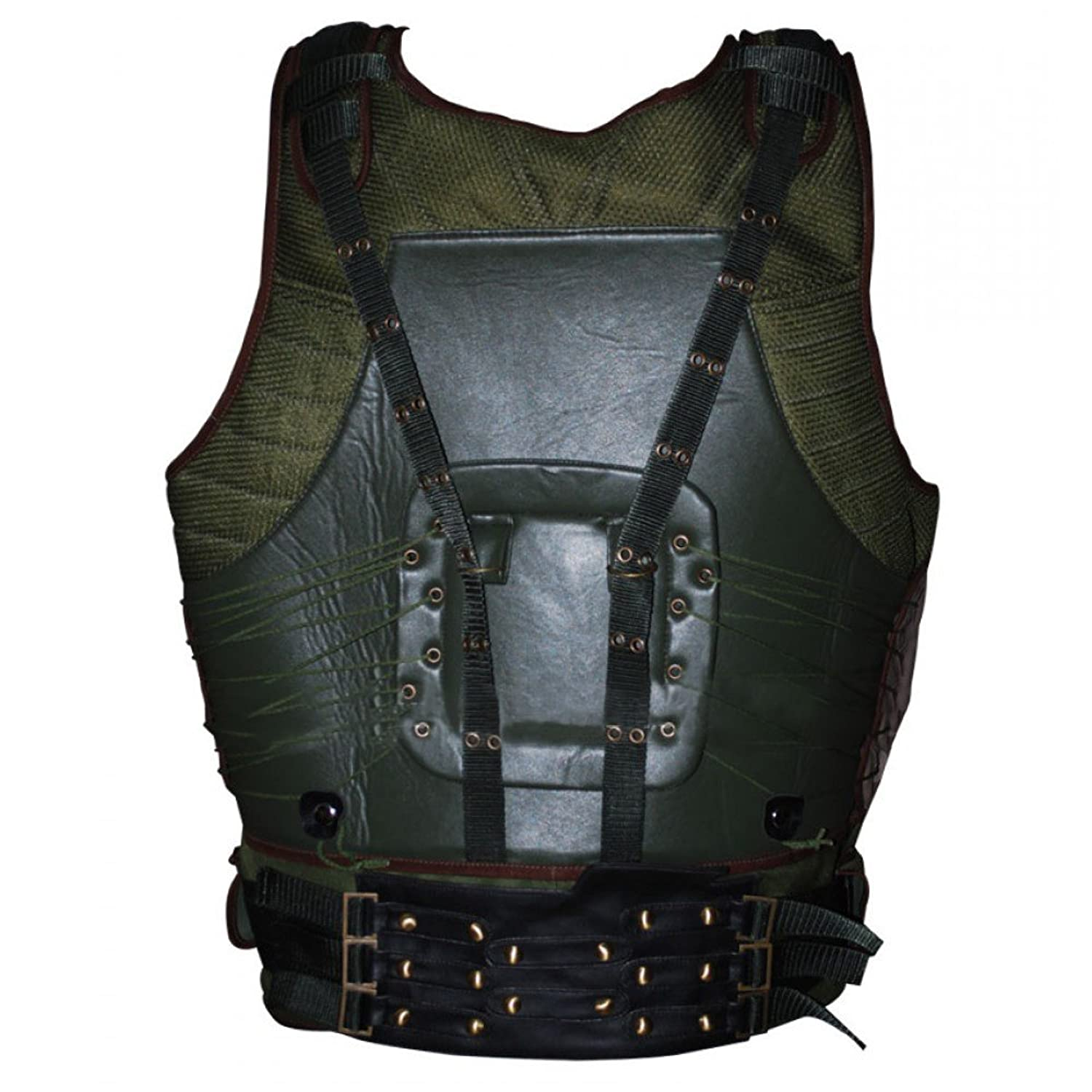 Bane The Dark Knight Rises Tom Hardy Leather Vest