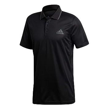 Adidas Club Tex de Manga Corta Polo de Camiseta: Amazon.es: Deportes y aire libre