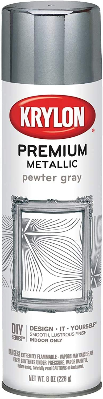 Krylon Premium Metallic Original Chrome