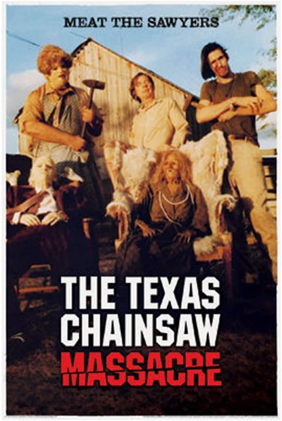 Texas Chainsaw Massacre - Meet The Sawyers Poster 24 x 36in