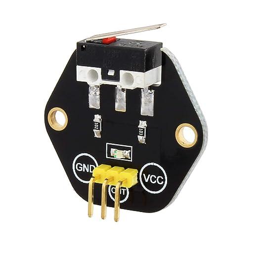 Kuqiwu LDTR-RM09 - Sensor de colisión para Impresora 3D, Robot y ...